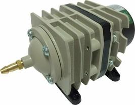 Hydrofarm AAPA45L 20-Watt 45-LPM Active Aqua Commercial Air Pump with - $61.96