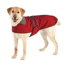 Casual Canine Reflective Jacket for Dogs XXL soft brushed velvet - $19.79