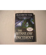 The Winslow Incident by Elizabeth Voss - Advance Uncorrected Proof - $4.25