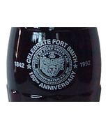 1992 Fort Smith AR 150th Anniversary Coca Cola Bottle COKE Collectible - $4.95