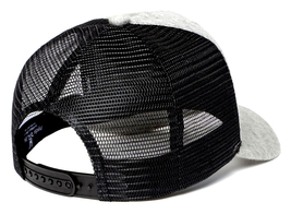 Psycho Bunny Men's Embroidered Snapback Mesh Mischief Baseball Cap Hat image 7