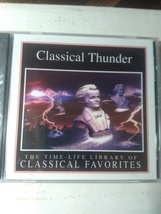 Classical Thunder: The Time Life Library of Classical Favorites CD - $5.99