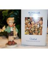 M. I. Hummel Goebel Figurine Boy with Horse Junge mit Holzpferd 239/C in... - $19.00