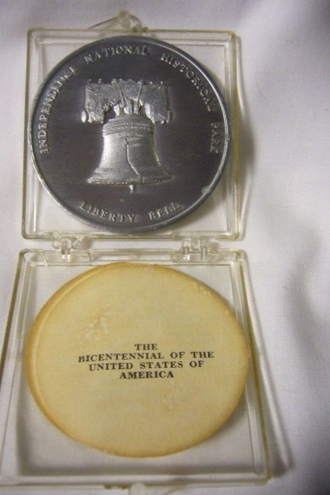 1976 Bicentennial of US Independence  Park Coin