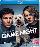 Game Night [Blu-ray, 2018] - $7.95