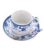 Panda Legends Ceramic Coffee Cup Set British Afternoon Tea Mug with Plat... - $21.82
