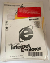 Microsoft Windows 95  CD-Rom With Internet Explorer 4.0 New Sealed - $24.75
