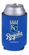 Kansas City Royals Team Color Logo 12oz Kooler Collapsible Insulated Sle... - $6.99