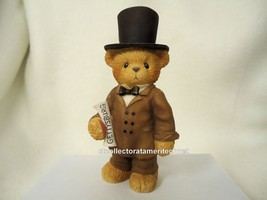 Cherished Teddies Lincoln 2002 - Hard to Find  Used No Box - $20.74