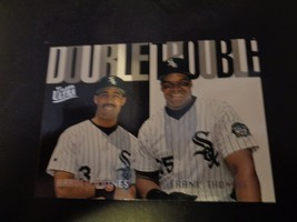 Frank Thomas 1997 Fleer Ultra Baseball Card Insert #4 NM/M Condition White Sox - $1.16