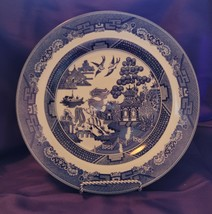 Johnson Brothers Blue Willow Dinner plate - $45.00