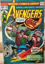 THE AVENGERS #132 (1975) Marvel Comics G/VG - $9.89
