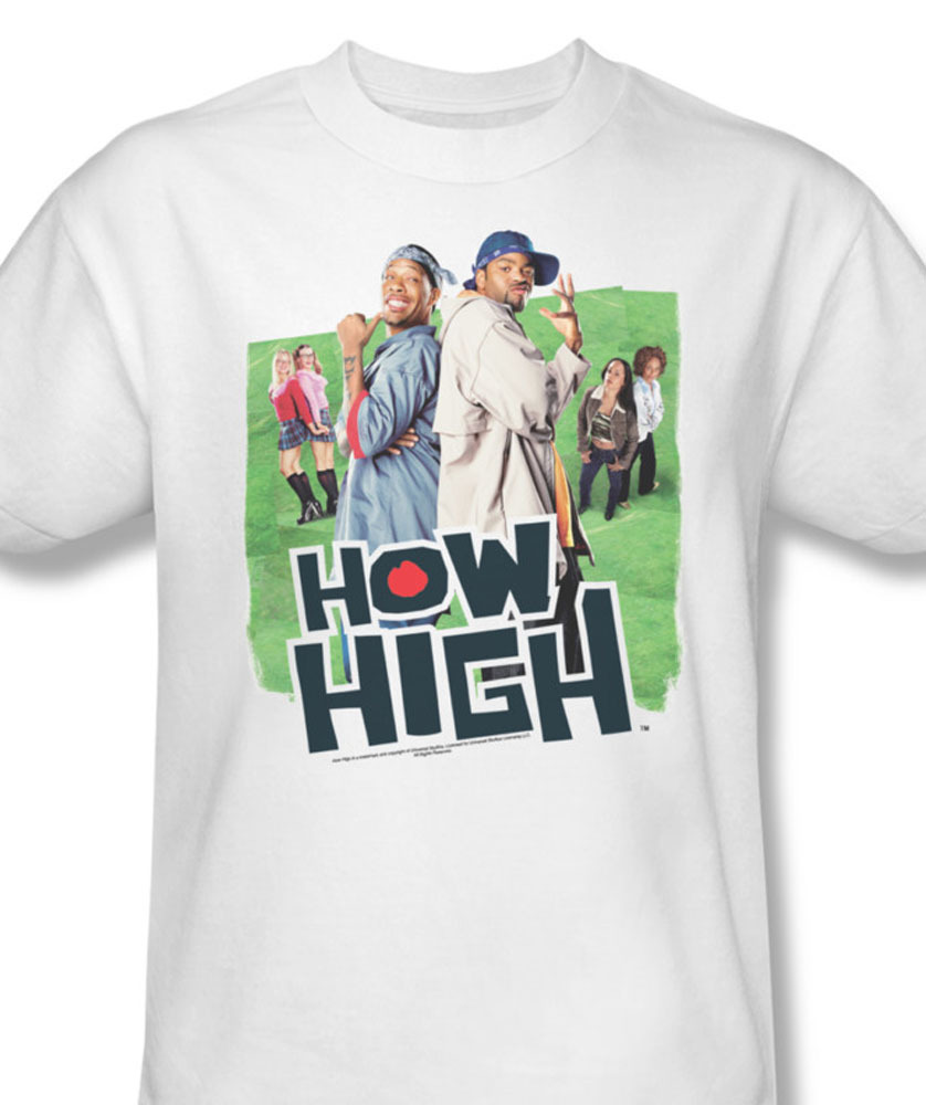How high method man redman silas for sale online white graphic tee uni425 at