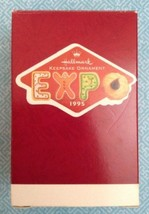 EXPO 1995~Hallmark Keepsake Ornament~Cooking Up Fun! Christmas Tree Cookie 1994  - $14.80