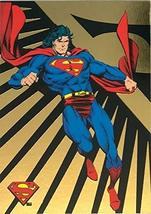 1993 Return Of Superman Trading Cards Foil card SP3 Skybox NM - $9.79