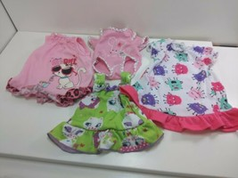 Baby Doll clothing Varied sizes Colors brands Kohls Circo other 4 items  - $14.69