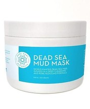 Dead Sea Mud Mask Brighten Face Body Purifying Acne Blackheads Oily Skin... - $12.16