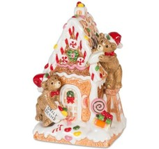 Fitz and Floyd First Ladies Gingerbread Musical Figurine - $98.90