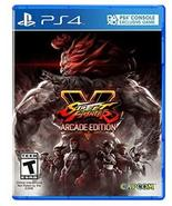Street Fighter V: Arcade - PlayStation 4 Standard Edition [video game] - $40.18