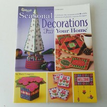 Plastic Canvas Seasonal Decorations For Your Home #846531 by Mary Cosgrove - $11.39