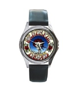 The Grateful Dead Unisex Round Metal Watch Gift model 16965517 - $13.99