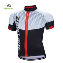 ZEROBIKE Men Breathable Quick Dry Comfortable Short Sleeve Jersey + Padded Short - $29.69