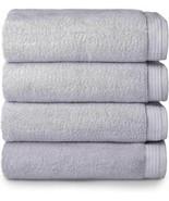 (New) Welhome Madison Hygro Cotton Tencel Lyocell 4 Piece Towel Set (Lilac) - $69.29