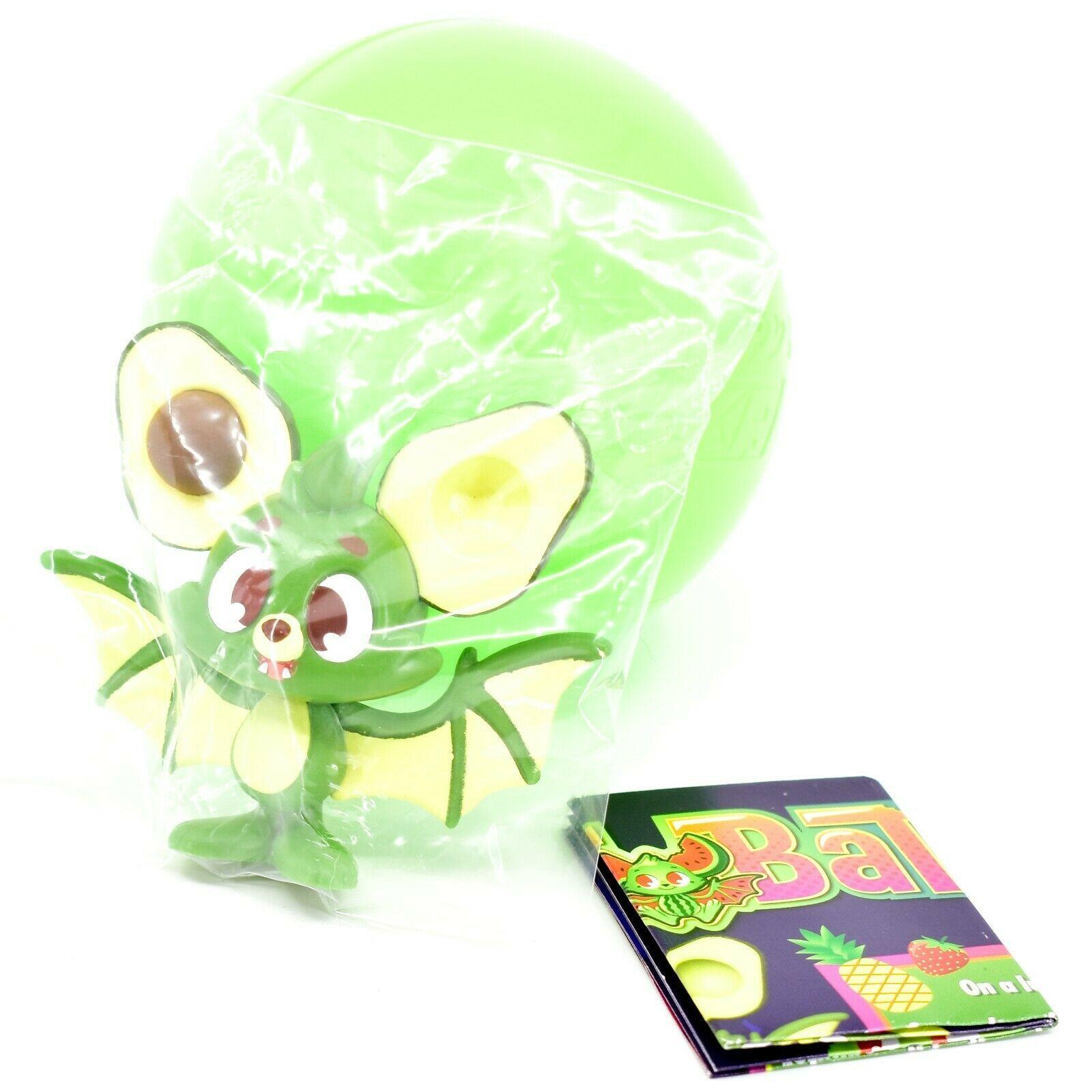 Funko Paka Paka Fruit Bats Series 1 Ava Avocado Super Common 1:9 Vinyl Figure