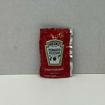 Heinz Tomato Ketchup Lot of 50 packets 7g each - $11.65