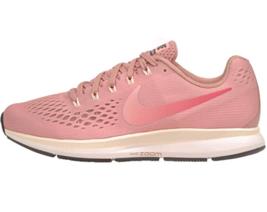Nike Women's Air Zoom Pegasus 34 Rustic Pink 9.5 Wide - $79.20