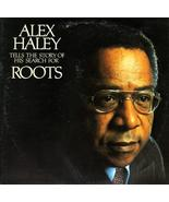 "MINT 1977 Alex Haley ""Tells The Story Of His Search for ROOTS"" 2 LP Album - $39.99"