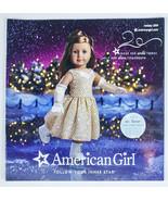 AMERICAN GIRL CATALOG CHRISSA GIRL OF THE YEAR CHRISTMAS DECEMBER 2009 - $9.73