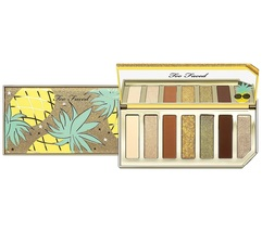 Too Faced Tutti Frutti Sparkling Pineapple Eye Shadow Palette - $37.88