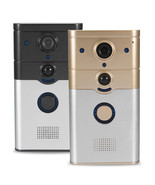 720P Wireless Doorbell WiFi Video Camera Phone Door Intercom IR Night Vi... - $102.20