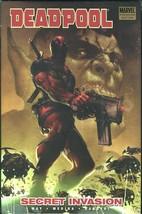 Rare Deadpool Secret Invasion Vol 1 Hardcover HC HB New - $169.00