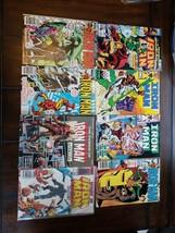 Huge mixed lot of Marvel Comics Iron Man, Invincible, TPB, mixed editions - $25.25
