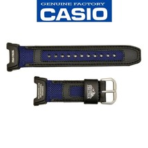Genuine CASIO G-SHOCK Pathfinder  Watch Band Strap PRG-240B-2 Rubber/Cloth - $33.45