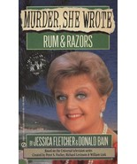 Murder She Wrote: Rum and Razors 2 by Donald Bain and Jessica Fletcher (... - $0.99