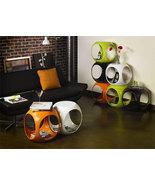 Avenue Six Slick Accent Storage Cubes Modern St... - $89.99