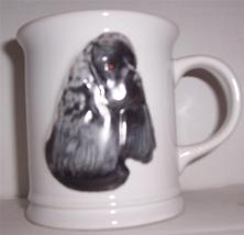 "NEW 1999 ""Cocker Spaniel"" Barbara Augello Xpres Best Friends Originals Mug - $23.95"