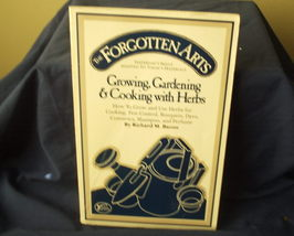 The Forgotten Arts by Richard M Bacon Gardening and More - $10.00