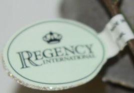 Regency International MTX44552 Sage Velvet Magnolia Acanthus Leaf Stem image 7