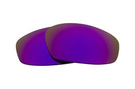 Polarized Replacement Lenses for-Oakley Split Jacket Frame Anti-Scratch Purple - $8.80