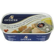Officer Smoked Cod Liver 4.26 oz 2 PACK - $21.55
