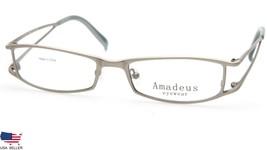 NEW Amadeus AF0510 PEW PEWTER EYEGLASSES GLASSES FRAME 51-17-138 B25mm - $67.61