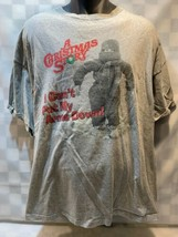 A CHRISTMAS STORY I Can't Put My Arms Down T-Shirt Size 2XL - $11.57