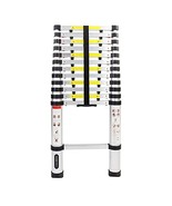 Extension Ladder 12.5 ft, Aluminum Telescopic Extension Ladders for Home... - $85.13