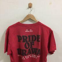 J League Urawa Reds Asian Champion Soccer Football T-Shirt Size L Red, Japan JFA image 8