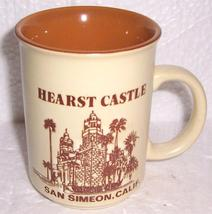 NEW William Randolph Hearst Castle San Simeon, California Souvenir Coffe... - $22.00