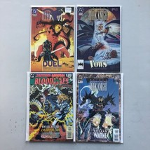 Lot of 4 Batman Legends of the Dark Knight (1989) Annual #1-4 VF Very Fine - $19.80